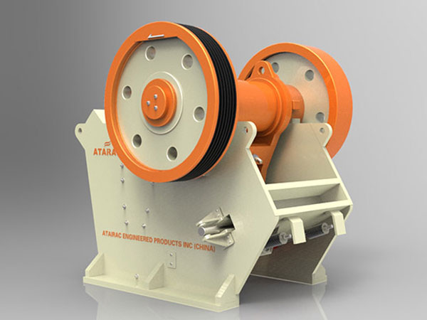 C Series Jaw Crusher features