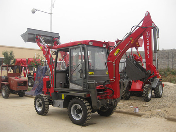 "WZ30-05Z-loader-backhoe-""TRANSFORMERS"""