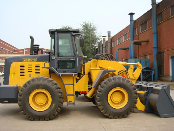 ZL50D-Ⅱ-wheel-loader